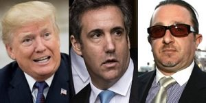 Cohen and Trump
